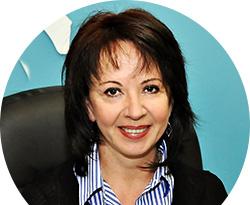 Irina-Elsukova Avia voyages vice president